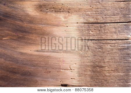 Close Up Empty Old Wooden Shim For Background