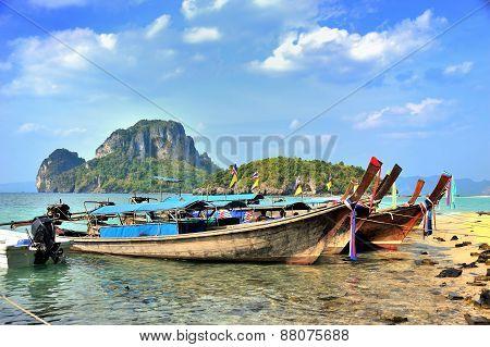 Thai Boats