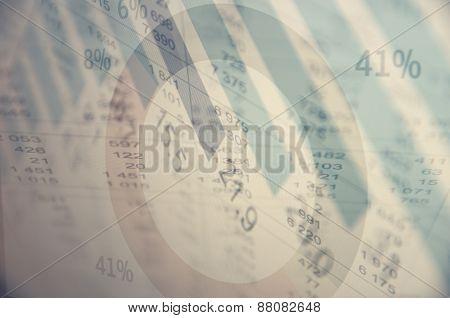 Financial data