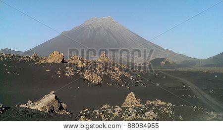Volcano Cone