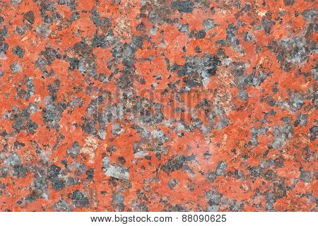 Marble with red tint background