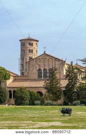 Basilica Of Saint Apollinaris In Classe, Italy