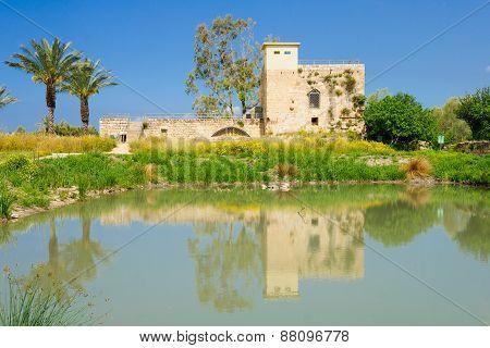 Flour Mill, En Afek