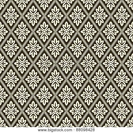 Decorative geometric pattern