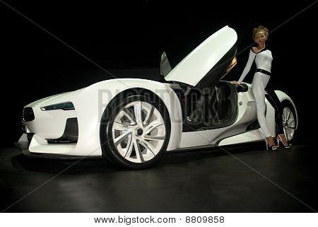 Citroen GT conceptcar
