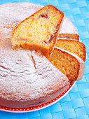 pic of home-made bread  - Home made sweet bread - JPG