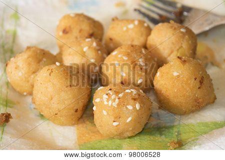 Balls Of Salmon