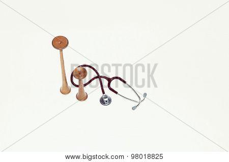 Different Stethoscopes