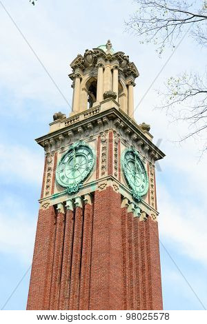 Carrie Tower, Brown University, Rhode Island