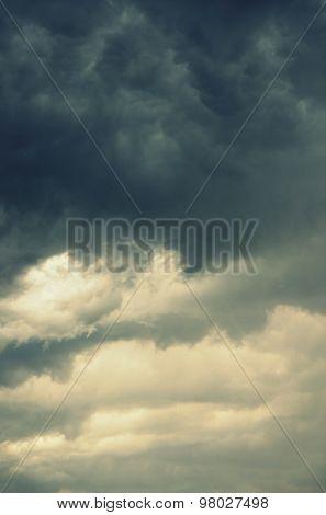Beautiful Dramatic Sky