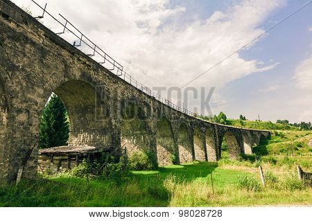 Old Austrian Bridge Viaduct