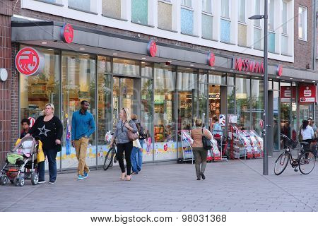 Lubeck Shopping