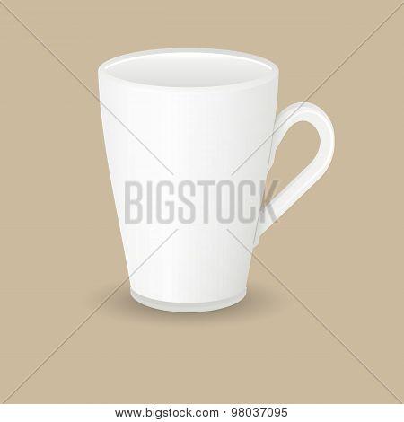 ceramic latte coffee cup