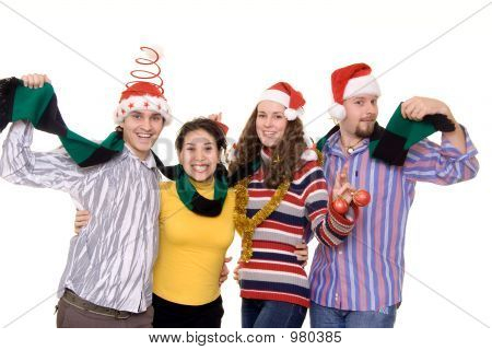 Diversión de la Navidad