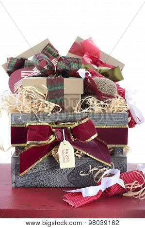 Large Christmas Gift Hamper