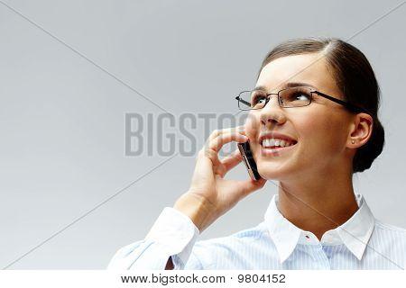 Calling Brunette