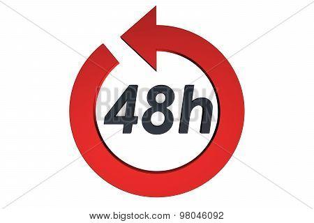 48 Hours Service Concept