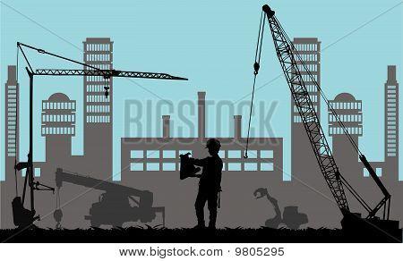 Working field