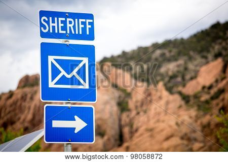 To Sheriff Office