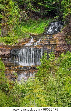 Michigan's Alger Falls
