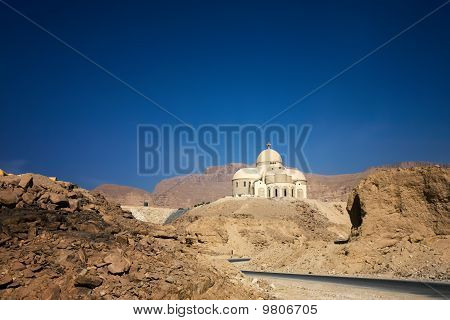 Cathedral In Desert