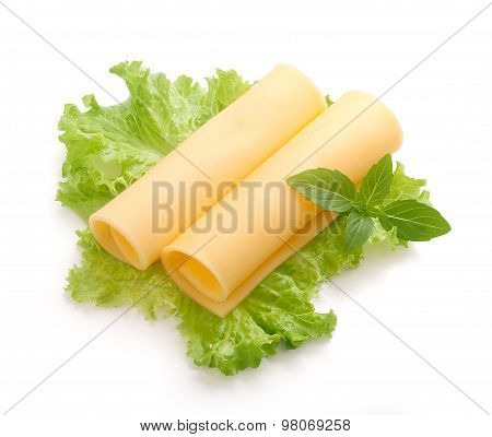 Rolled Gouda Cheese