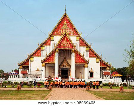 Wat Phra Si Sanphet, Ayuthaya