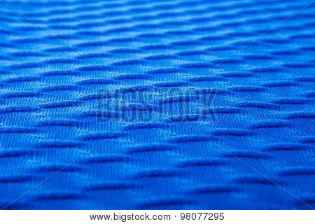 Royal Blue Patch Of The Cloth