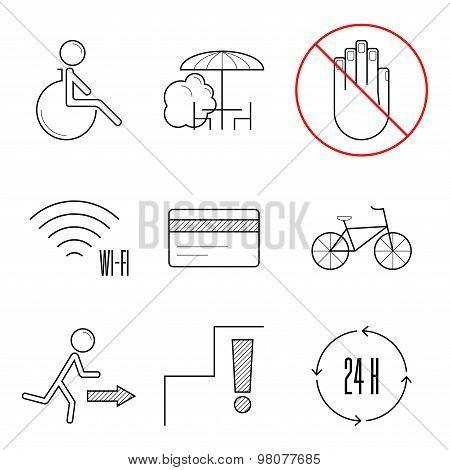 Icons For Restaurant 2