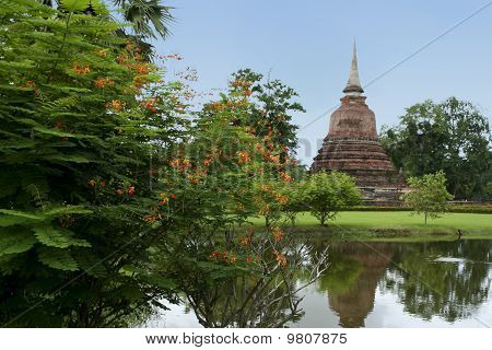 Sukohothai Historical Park Thailand