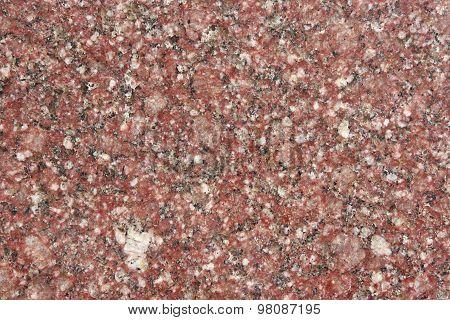 Granite background.