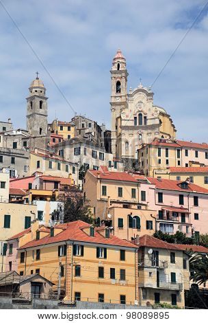 ancient town of Cervo