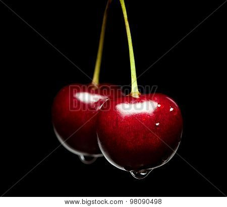 Sweet Cherry Pair