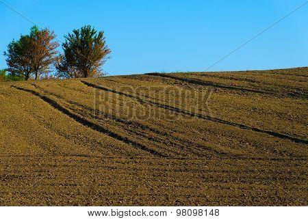 plow land