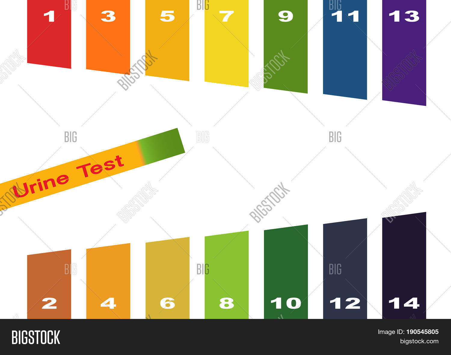 Urine test hand holding test vector photo bigstock hand holding test tube with ph indicator comparing color to scale and litmus nvjuhfo Images