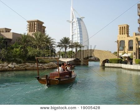 Wasser Attraktion in dubai