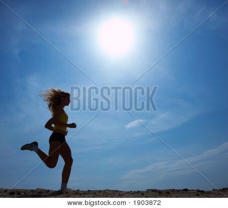 Running Under The Sun