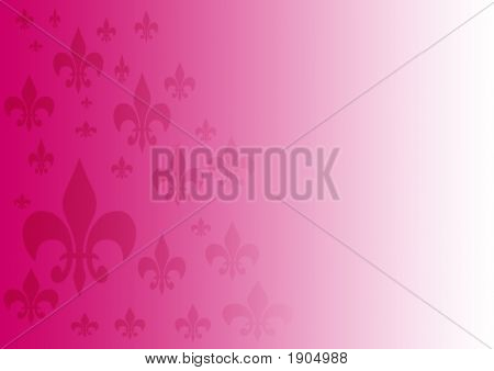 Background Fleur-De-Lis