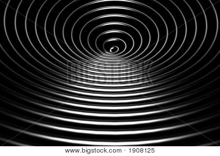 Spiral Abstract Shape
