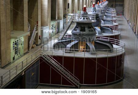 Hoover dam Generatoren