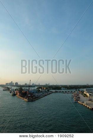 Florida Container Port