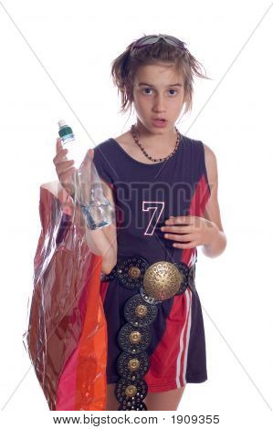 Shopping Child