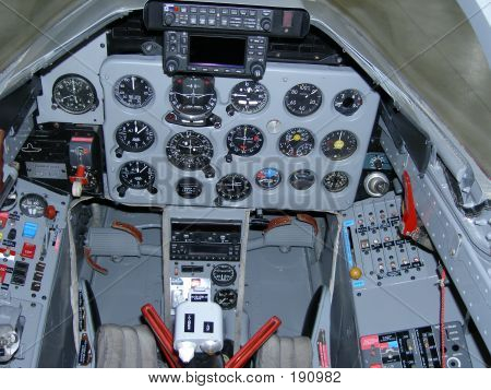 Fighter Interior