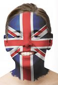 Face Paint - United Kingdom