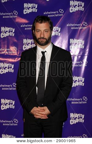 LOS ANGELES - JAN 13:  Judd Apatow arrives at  the