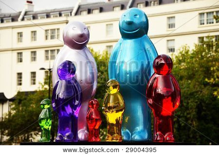 Gummy Bears In London