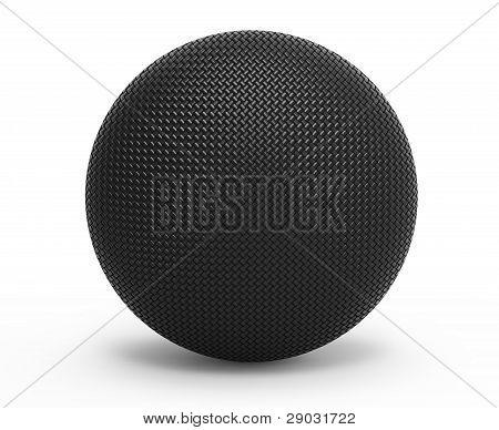 3D Fiber Carbon Sphere