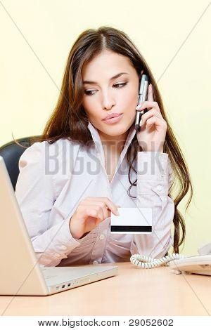 Shoping Using Phone