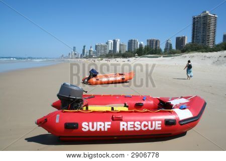 Surf Rescue Boats