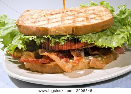 Blt With Mayo